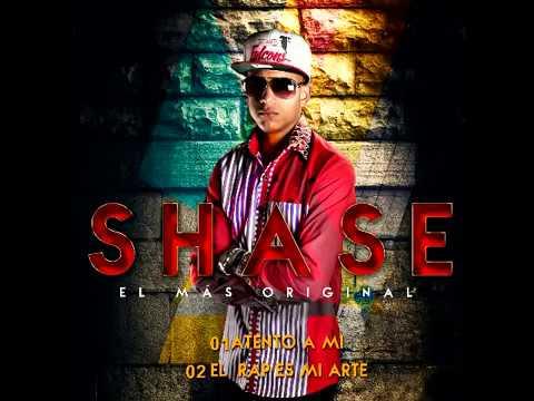 El Shase RD - Atento A Mi - (Official Audio)