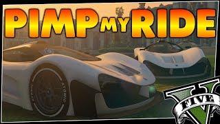 GTA 5 - Pimp My Ride #234 | GROTTI VISIONE | NEW Car Customization Competition