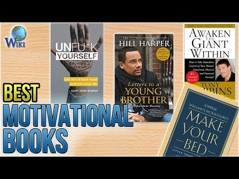 10 Best Motivational Books 2018