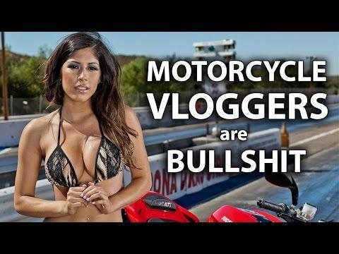 Motorcycle Cut Off on LA Freeway is Bull$hit