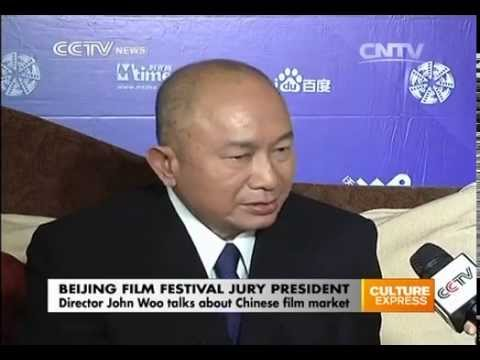 Director John Woo talks about Chinese film market