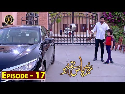 Meray Paas Tum Ho Episode 17 | Ayeza Khan | Humayun Saeed | Top Pakistani Drama