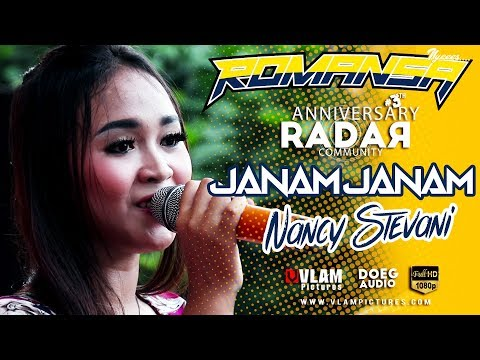 JANAM JANAM - NANCY  STEVANI - ROMANSA RADAR COMMUNITY DAMARJATI - VLAM PICTURES #YouTubeRewind