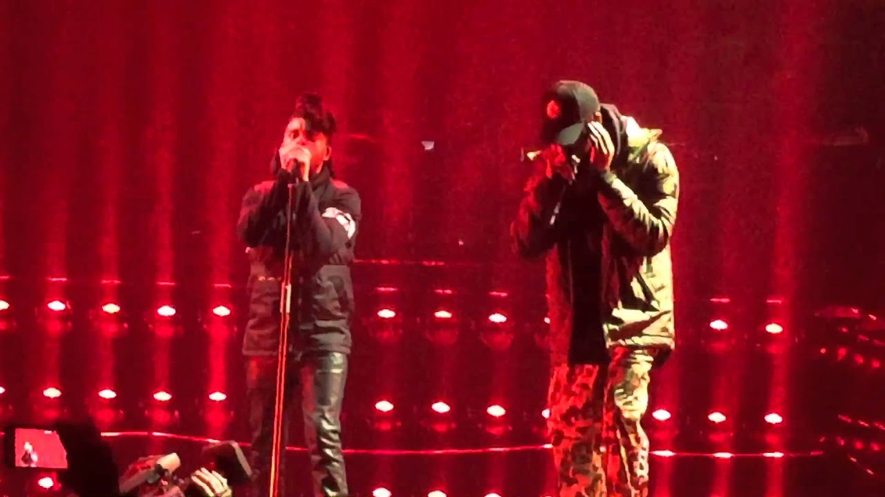 Travis scott and the weeknd
