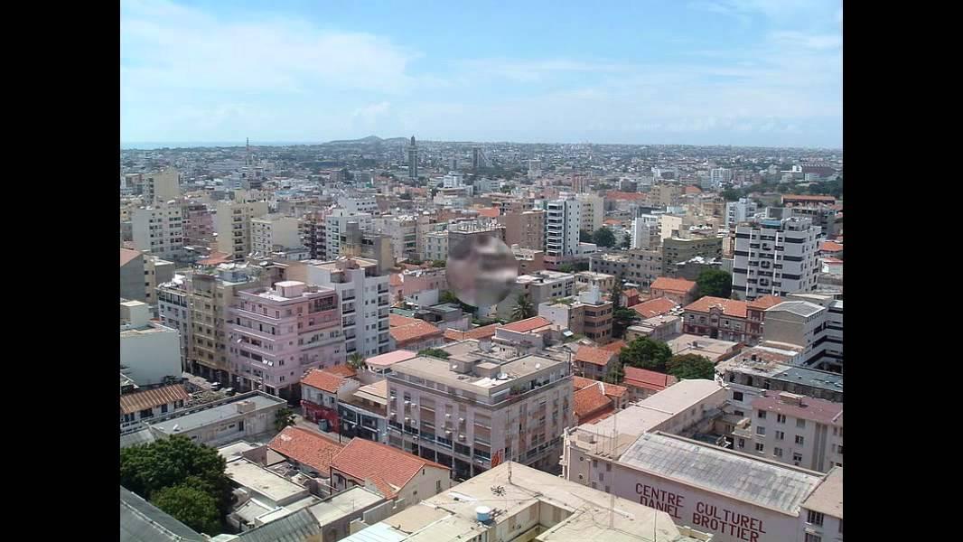 Dakar-at-map - YouTube on