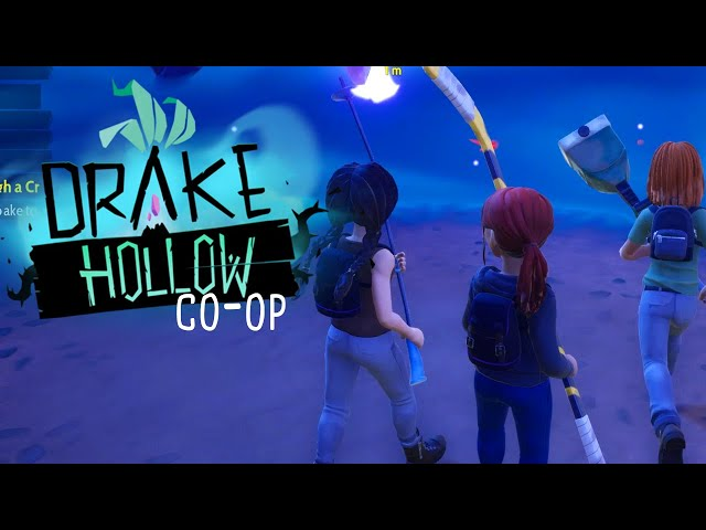 Drake Hollow (Co-op) - Synchronized Island Hopping (Part 3)