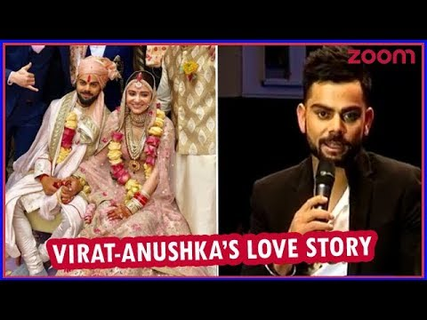 Virat Kohli & Anushka Sharma's Love Story | Bollywood News