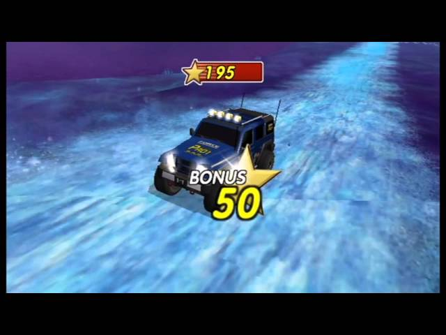 Excite Truck S-Rank Playthrough - Super Excite Difficulty Diamond Cup