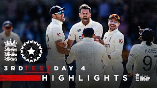 Download Stunning England Display! | England v India - Day 4 Highlights | 3rd LV= Insurance Test 2021