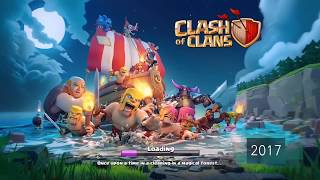 2014 VS 2017 || Evolution of clash of clans || Gaming Diogo