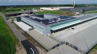 Nieuwbouw sorteer- en distributiecentrum PostNL Pakketten Nieuwegein