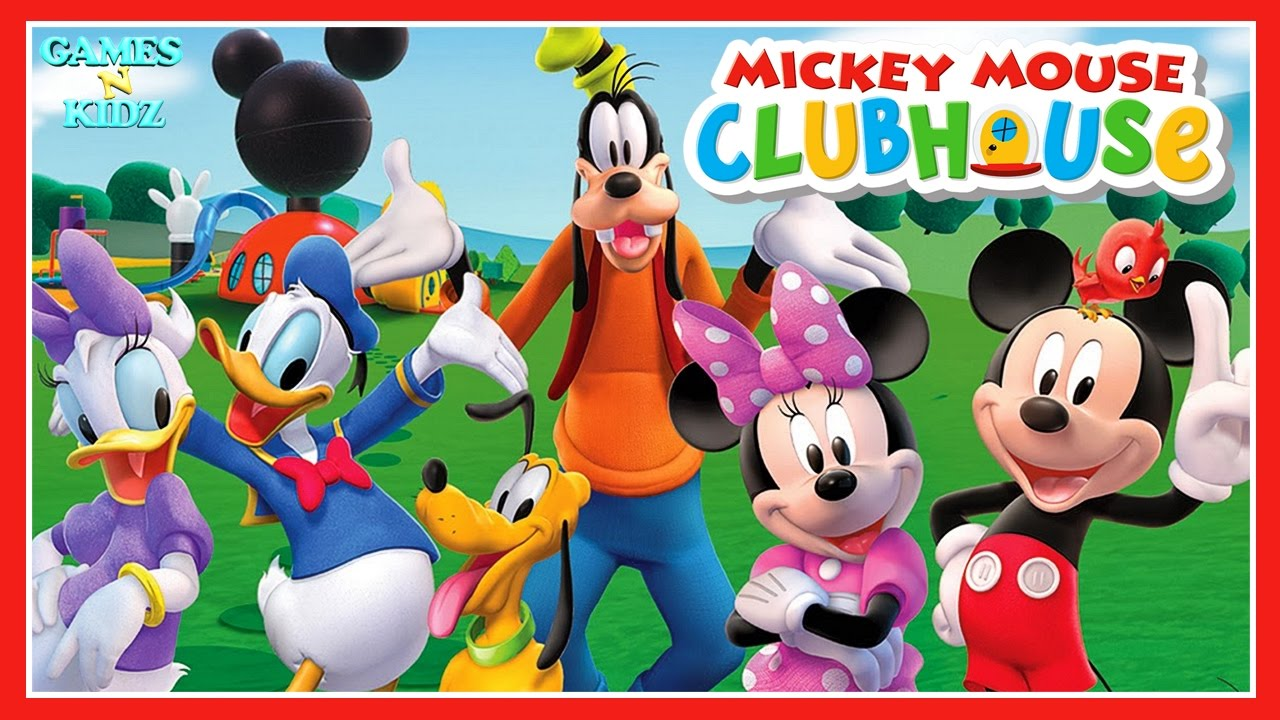 Bump In The Night Disney Mickey Mouse Club House Disney ...