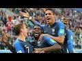 ロシアW杯:フランスが3大会ぶり決勝へ 1-0でベルギー破る