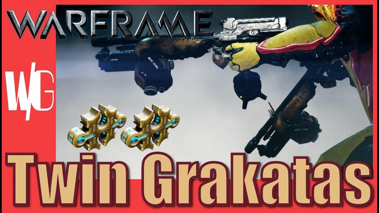 Twin Grakatas Build
