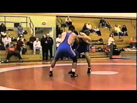 2002 Brock Duals Match 14