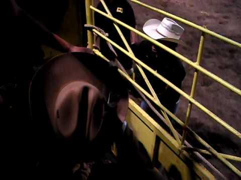 Adrian Grijalva Vs El Chupacabras, Rodeo Nocturno,...