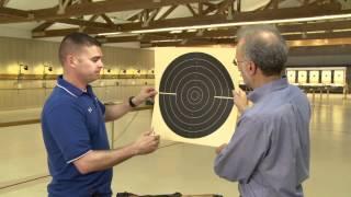 Olympic Pistol Shooting with Keith Sanderson - USA Shooting Team