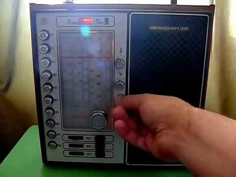 Гетеродинный прием  radiolampru