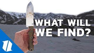 KNIFE TREASURE HUNT