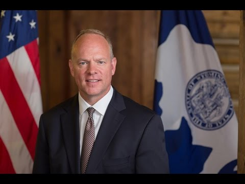 Governor Matthew H. Mead's 2017 State of the State Address