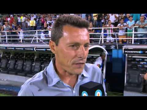 "Bassedas: ""Debíamos ganar"". Vélez 2 - Olimpo 1. Fecha 2. Primera División 2016"