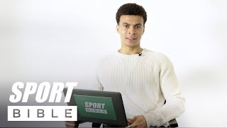 Tottenham FC's Dele Alli Plays Rate My Goal