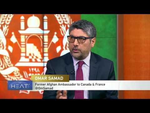 The Heat: Afghanistan's future headlines talks at NATO summit Pt 2