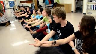 Canada World Youth Halifax 2012/13 Saman Dance @ New Leaf Enterprises (Dec 14th 2012)