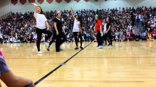 2016 Cultural Assembly Kpop Performance