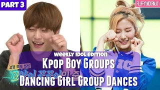 Baixar PART 3 || Kpop Boy Groups Dancing Girl Group Dances || WEEKLY IDOL EDITION