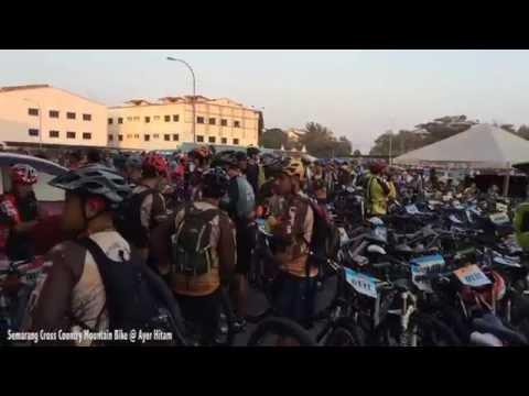 Semarang Cross Country Mountain Bike @ Ayer Hitam Part 1