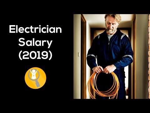 Electrician Salary (2019) - How Much Do Electricians Make