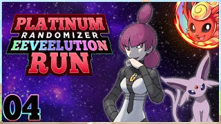 """We're In For A World Of Trouble"" Pokemon Platinum Randomized Eeveelution Run Episode 4"