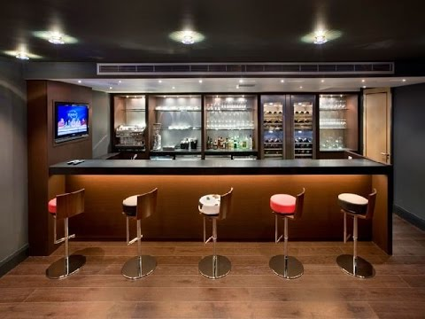 Beau Basement Bar Ideas