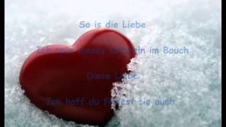 Sido- Liebe [Lyrics]