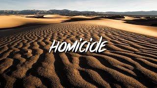 Lxst - Homicide (Lyrics) feat. Powfu