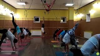 Фото-йога-урок с Алексеем Наумкиным 5 ноября 2018 в ДЖИВЕ