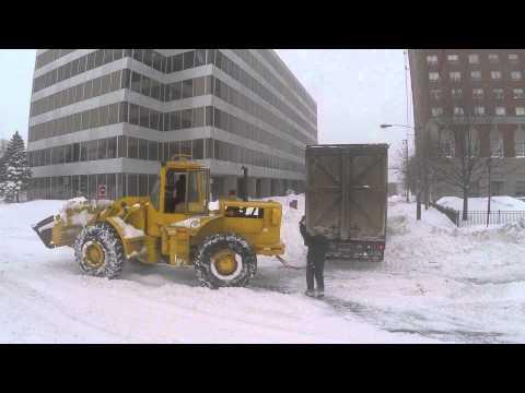 Winter Storm Truck Unstuck