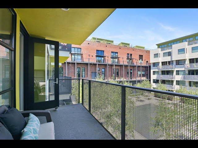 Cheryl Bower Presents  875 Indiana Unit 324, San Francisco, CA Zen Dogpatch Condo for Sale