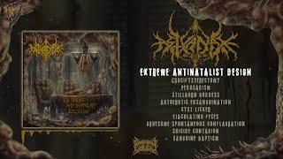 ASTYANAX - EXTREME ANTINATALIST DESIGN [OFFICIAL ALBUM STREAM] (2021) SW EXCLUSIVE
