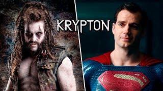 ¡PRIMER VISTAZO a LOBO! - Krypton Temporada 2