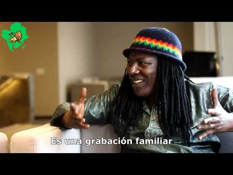 Interview with Alpha Blondy - La Casa Del Reggae (Part 1)