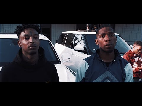 "BlocBoy JB ""Rover 2.0"" ft. 21 Savage Prod By Tay Keith (Official Video) Shot By: @Fredrivk_Ali"