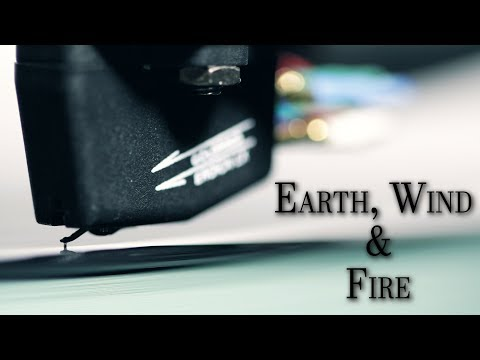 EARTH, WIND & FIRE --- That's The Way Of The World (vinyl)