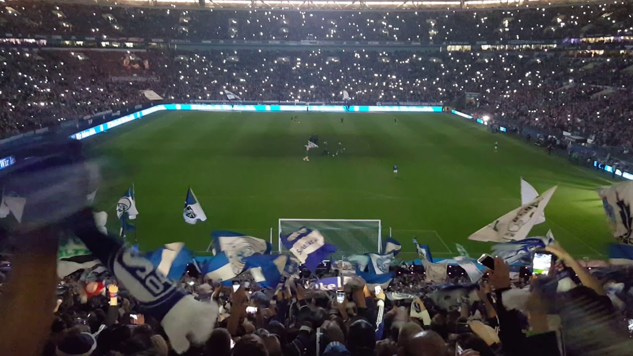 Schalke Spiele 2017