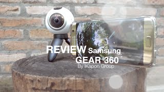 review samsung gear 360 indonesia