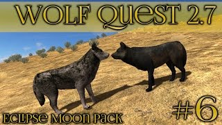 Wolf Courtship Among the Grass Plains || Wolf Quest 2.7 - Episode #6