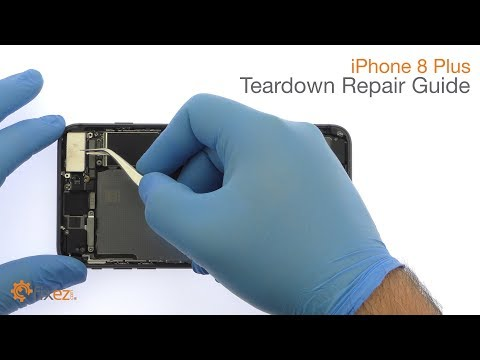 iPhone 8 Plus Teardown Repair Guide - Fixez.com