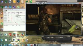 Unlimited ammo !  Resident evil 6 pc game simple trick!