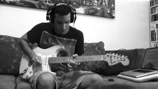 Jimi Hendrix - Red House - Blues Improvisation by Lior Asher